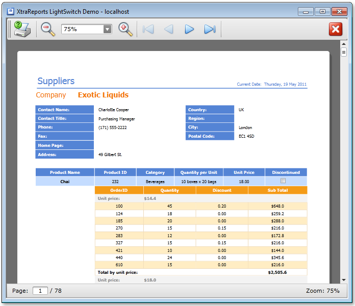 data dynamics.activereports.new page